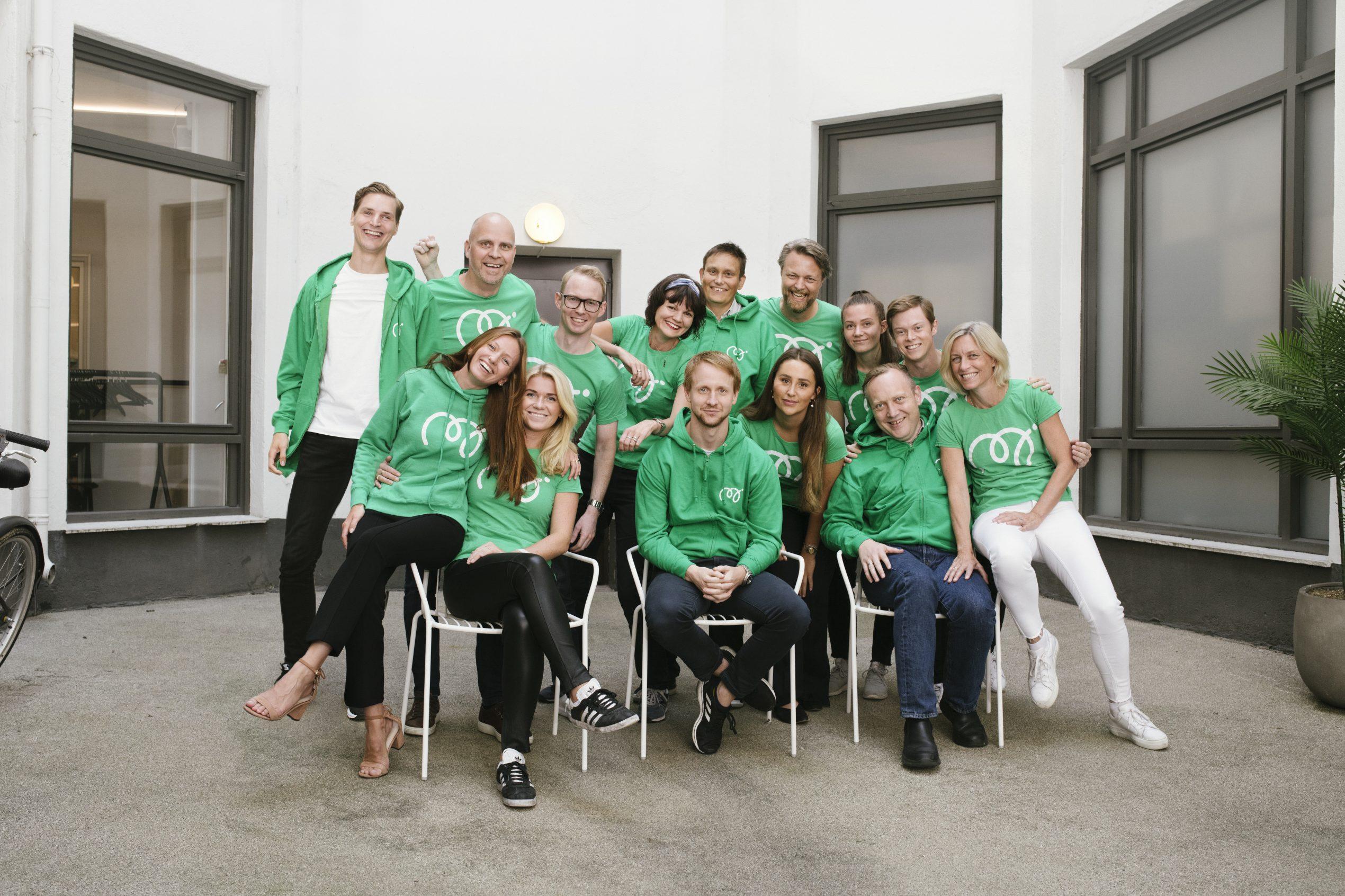 Monner team - photo