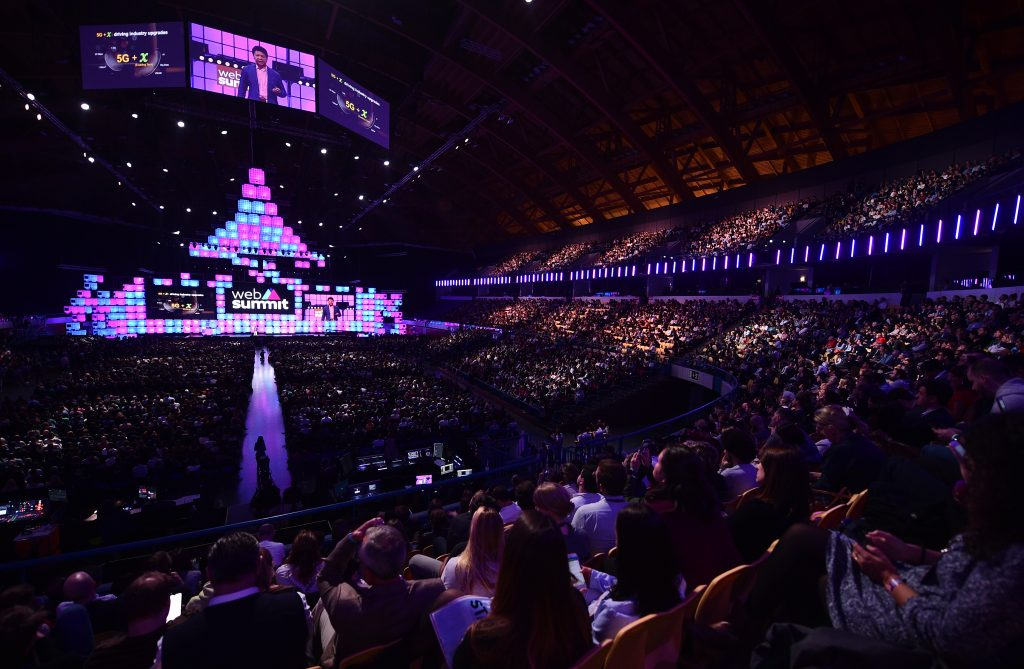 lisboa web summit overview - photo