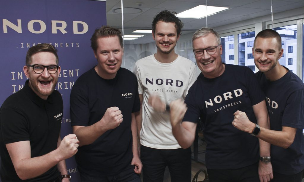 Nord investments team in denmark - photo